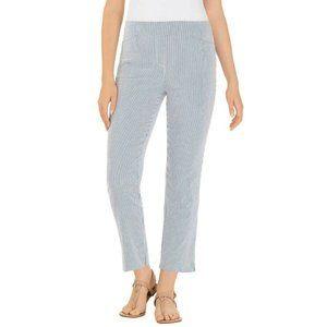 Hilary Radley Ladies' Pull-On Pant with Tummy